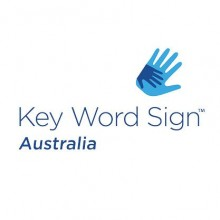 Key Word Sign Australia Logo